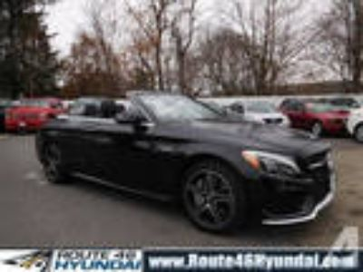 2017 Mercedes-Benz C-Class AMG C 43 AWD AMG C 43 4MATIC 2dr Convertible