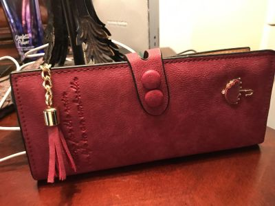 Brand new never used ladies wallet