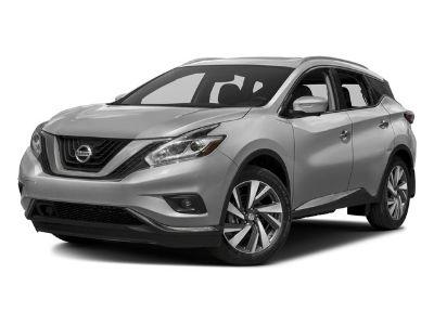 2017 Nissan Murano SV (Gray)