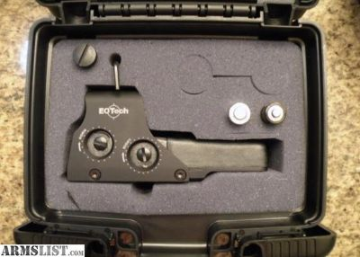 For Trade: Eotech 512 Holographic sight