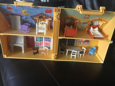 Play Mobil house