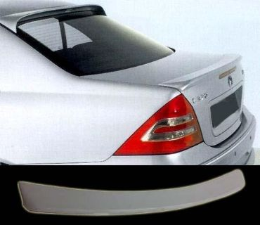 Buy W203 C-CLASS BENZ TRUNK WING BACK SPOILER LID C230 C350 WING REAR L STYLE motorcycle in North Hollywood, California, US, for US $69.00