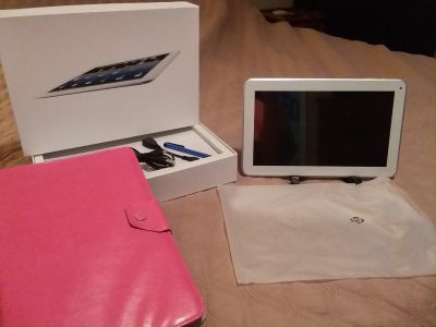 10 inch tablet with case and stand Cross posted