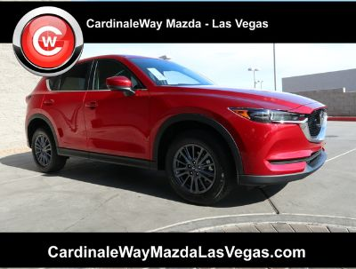2019 Mazda CX-5 TOURING FWD (Red Crystal)
