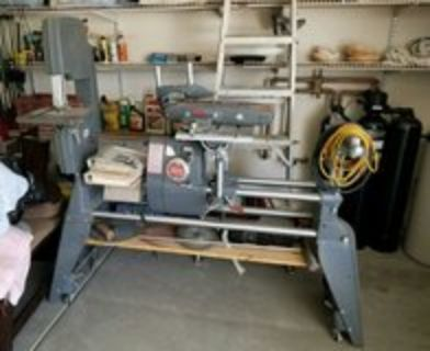 Shop Smith Mark 5 Power tool Woodworking System