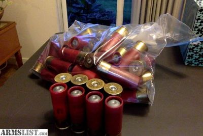 For Sale: 12 Gauge Ammo