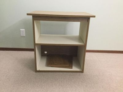 Microwave stand cabinet