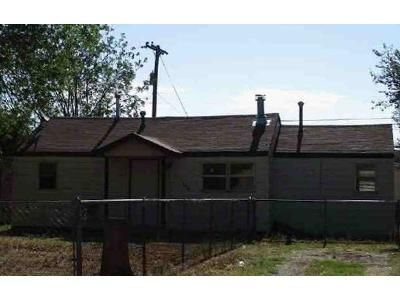 3 Bed 1 Bath Foreclosure Property in Clovis, NM 88101 - Hall St