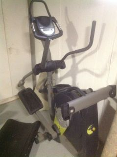Elliptical Bike..Proform 900