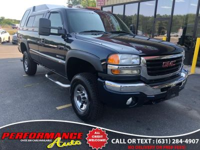 2006 GMC Sierra 3500 Work Truck (Blue)