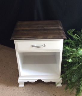 End table/nightstand redo 20w 26h 15d