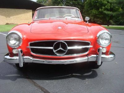 1958 mercedes benz 190sl