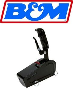 Purchase B&M 81052 Stealth Magnum Grip Pro Stick Black 3 & 4 Speed Automatic Race Shifter motorcycle in Story City, Iowa, United States, for US $269.48