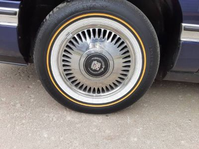 215//70R15 Vogue Tyre Whitewall W//Gold  Tire 1