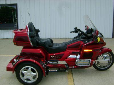 1997 Honda GOLD WING 1500 SE 3 Wheel Motorcycle Freeport, IL