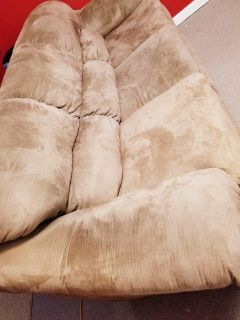 FOR SALE!!! Cozy Couch and love Seat