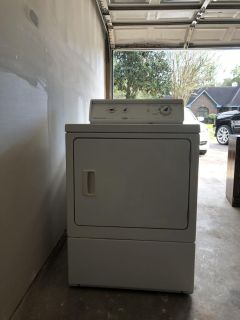 Electro washer and dryer