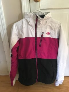 Woman s North Face Jacket. Size M. Excellent condition!