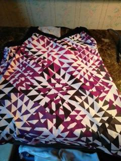 Xersion work out top size large built in bra. $3. Excellent condition. Target Thursday only
