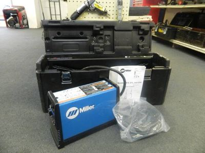 Miller Travel Case Welder