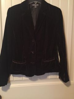 Apt 9 velvet jacket. Worn a couple of times. Sz 8. Meet or ppu in Gallatin.