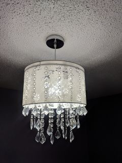 Chandelier from Bouclair