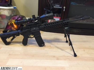 For Sale/Trade: New 300 blackout package w/case mags scope