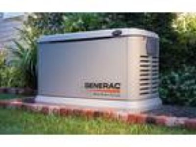 2018 Generac 11KW HOME BACKUP GENERATOR WITH FREE MOBILE LINK
