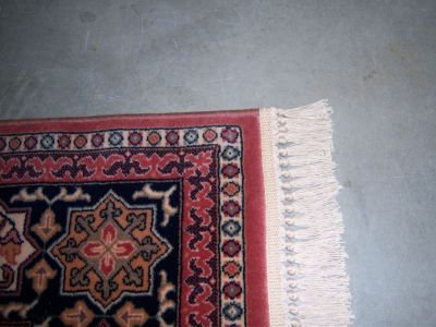 ORIENTAL RUGS CAN LOOK NEW AGAIN