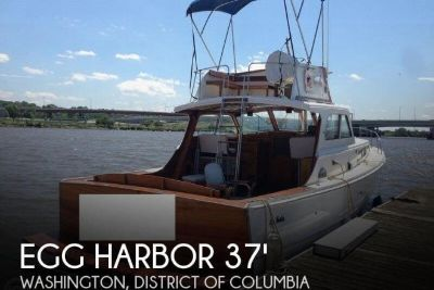 1963 Egg Harbor 37 Express Flybridge