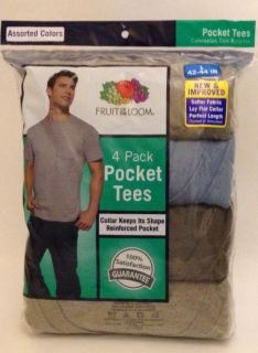 Fruit of the Loom Men's Large T-Shirts