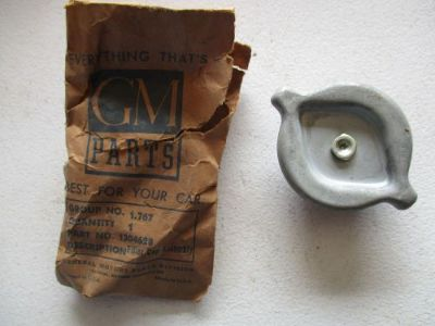 Sell 1938 1941 Buick Special Century Roadmaster NOS oil filler cap 1304628 motorcycle in Hays, Kansas, United States, for US $40.00