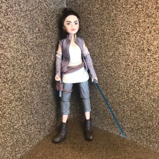 Rey Star Wars Forces of Destiny 11 Doll