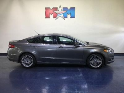 2013 Ford Fusion Titanium (Sterling Gray)