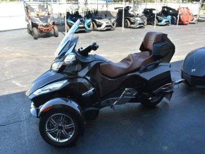 2012 Can-Am Spyder RT Limited SE5 Trikes Motorcycles Clearwater, FL
