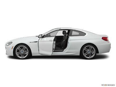 2012 BMW Integra 650i xDrive (WHITE)