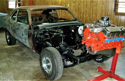 1972 CHEVROLET NOVA - Assembly Required