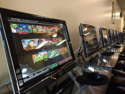 Very Profitable Slot Machine Style Games for Cafe