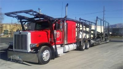 2006 Peterbilt 379 Car Hauler