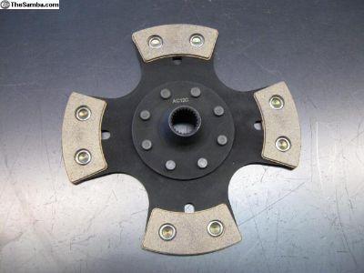 4 Puck Feramic Clutch Disc 200 mm