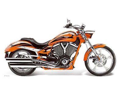 2013 Victory Jackpot Cruiser Motorcycles Mineola, NY