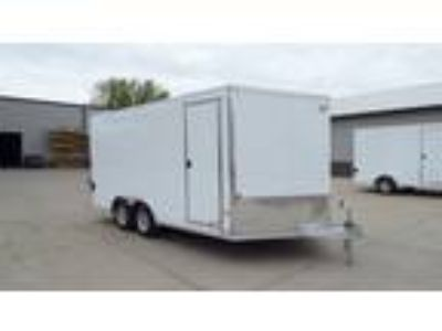 2019 EZ-Hauler EZ-Hauler 8.5'x16' Aluminum Enclosed Trailer