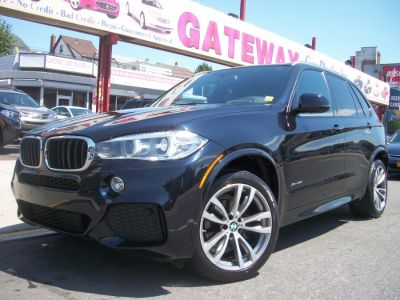 2015 BMW X5 M Sports AWD 4dr xDrive35i (Imperial Blue Metallic)