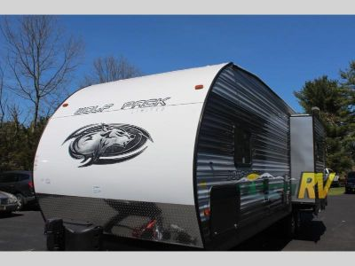 2019 Forest River Rv Cherokee Wolf Pack 23PACK15