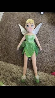 NEW without tags 21 Disney store tinkerbell