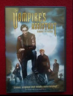 Cirque Du Freak Vampires Assistant DVD