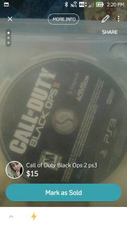 Black ops 2 for ps3