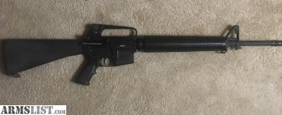 For Trade: Bushmaster Ar-15