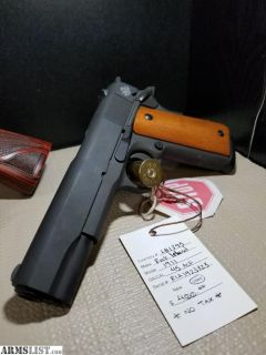For Sale: Like new Rock Island Armory 1911A1 in 45 ACP