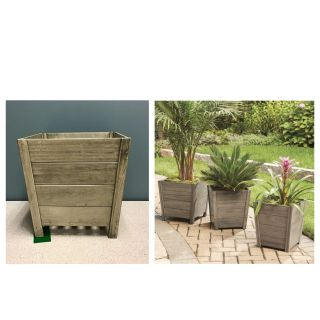 Better Homes and Gardens Cane Bay Outdoor Planter 1 - Large